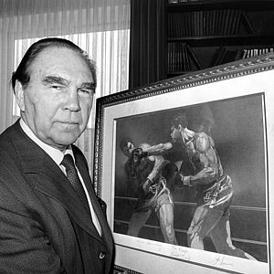 Max Schmeling, 1981